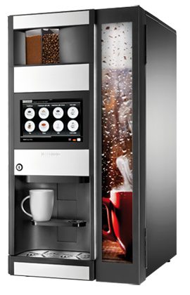Wittenborg Coffee Machine 9100 9100 B2c R G Evoca Group