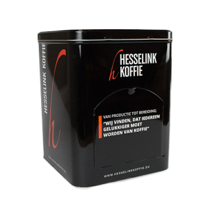 dispenserblik Hesselink Koffie