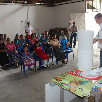 Water Filter Project Guatamala